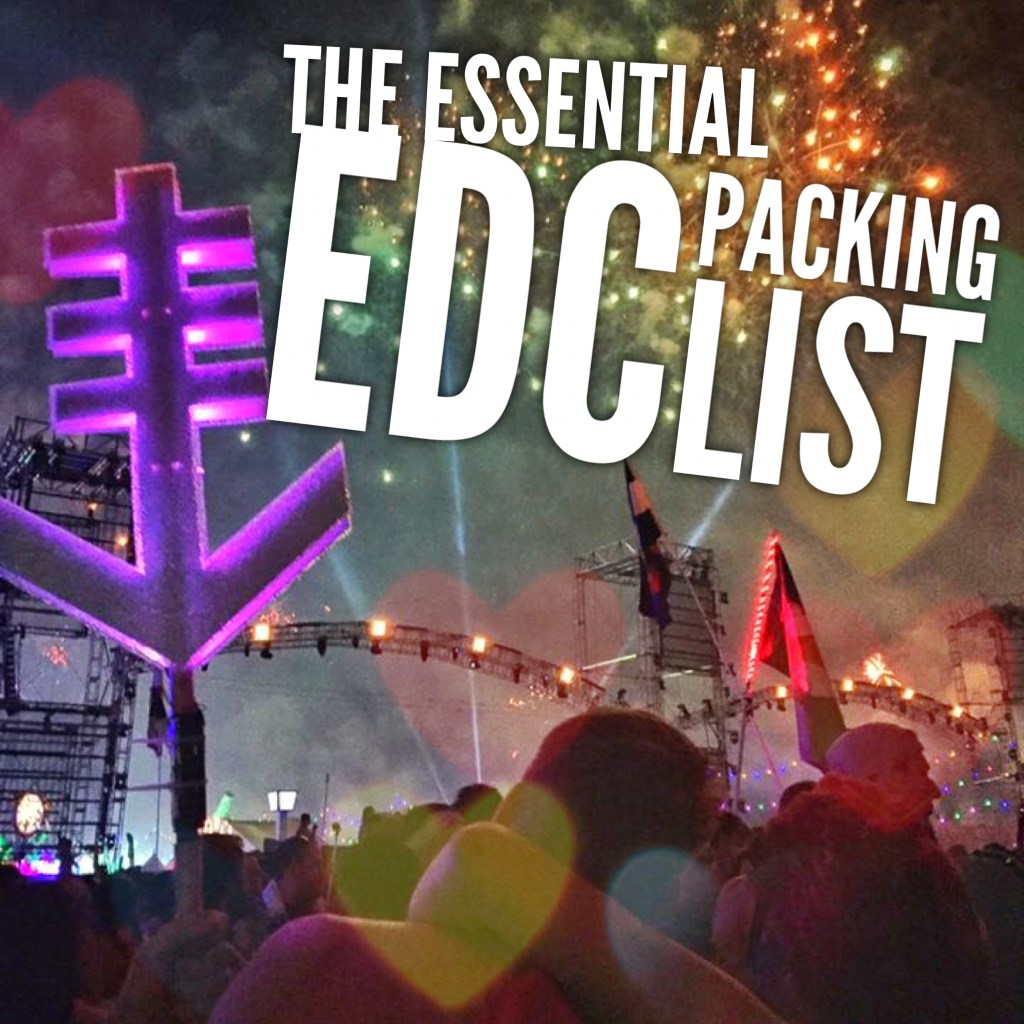 EDC packing list