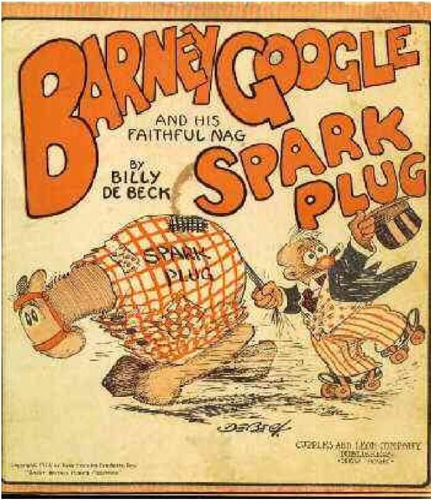 Barney Google and Spark Plug