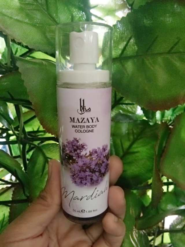 Mazaya Water Body Cologne