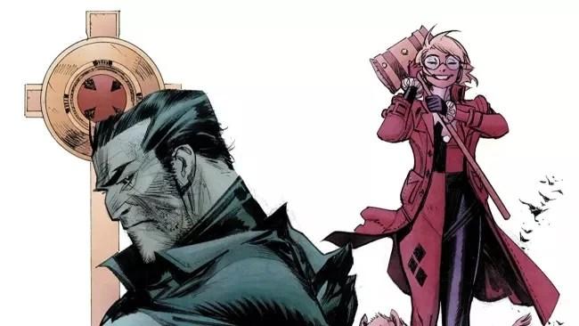 Batman: White Knight | DC anuncia HQ derivada focada em Arlequina