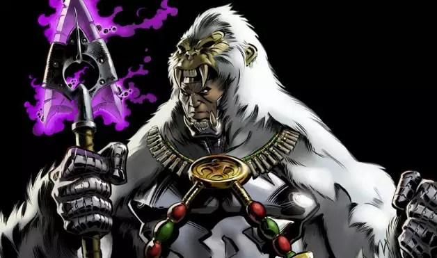 Resultado de imagem para homem gorila marvel