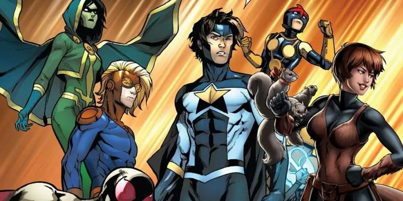 [Séries Marvel Diversas] Loki, Feiticeira e mais! - Página 11 New-Warriors-Squirrel-Girl-TV-Series