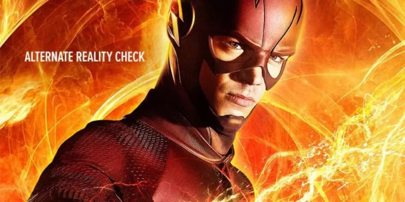 Resultado de imagem para The Flash 1 Season Poster