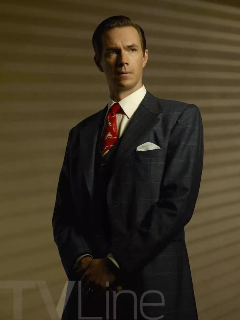 "MARVEL'S AGENT CARTER - ABC's ""Marvel's Agent Carter"" stars James D'Arcy as Edwin Jarvis. (ABC/Bob D'Amico)"