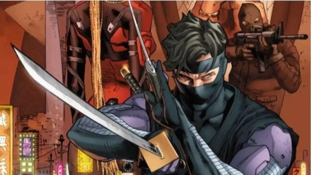 Valiant Comics - Página 2 Ninjak-comics