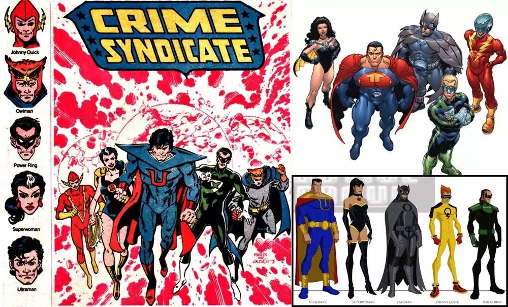 sindicato do crime