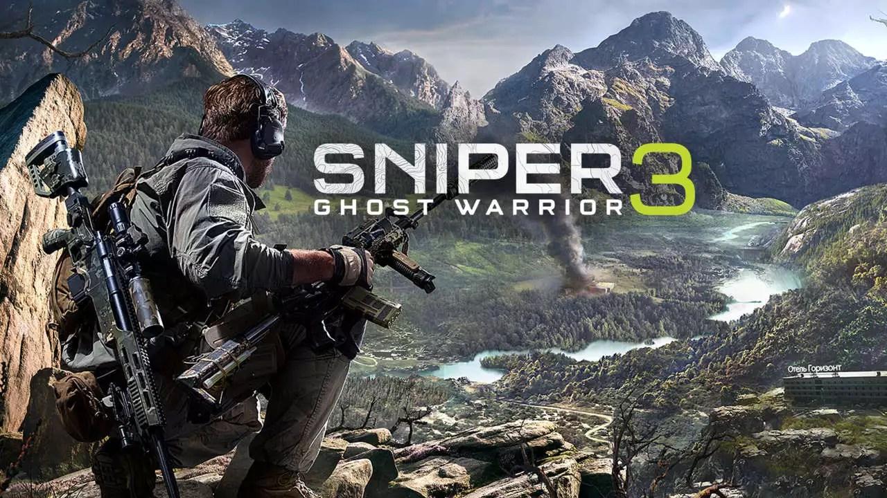 Resultado de imagem para Sniper: Ghost Warrior 3