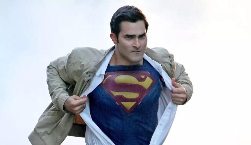 Resultado de imagem para superman The CW