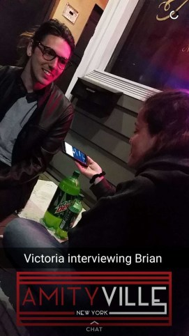 Interview with Brian