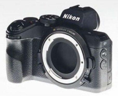 Nikon Z1 DX mirrorless APS C camera rumors1 550x450 2