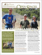 Open Spaces Newsletter – Fall 2010 (PDF)