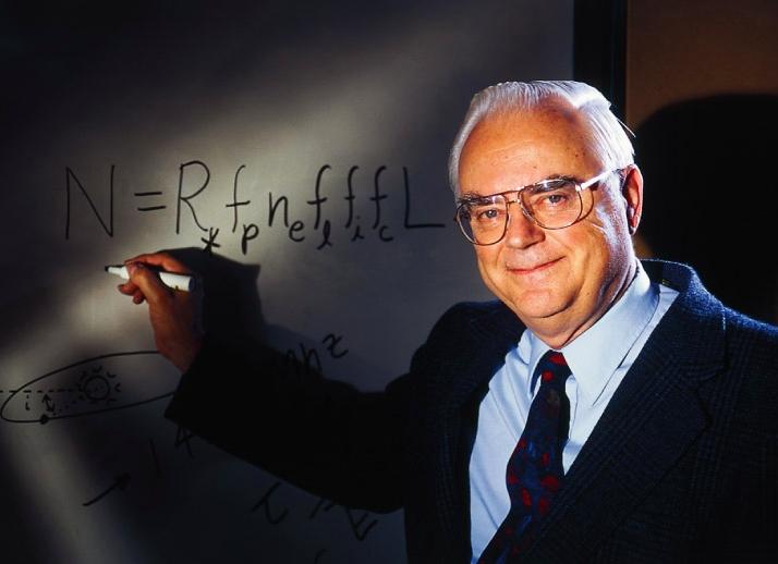 Poderia equação que calcula o número de civilizações extraterrestres estar errada