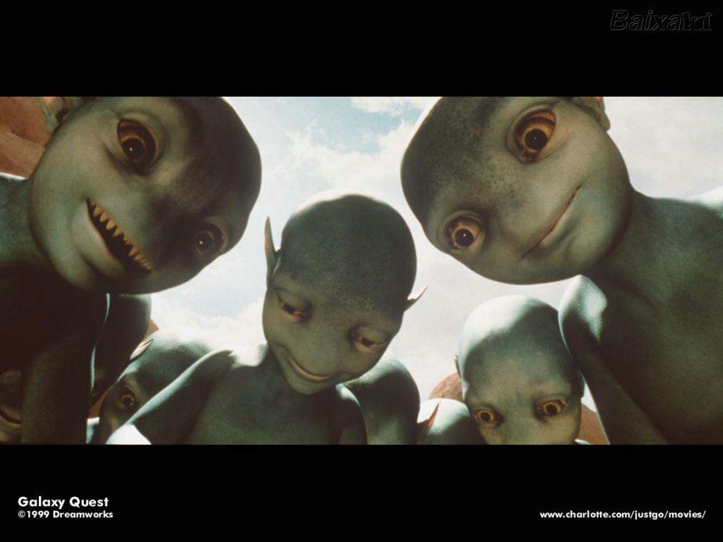 possíveis raças alienígenas