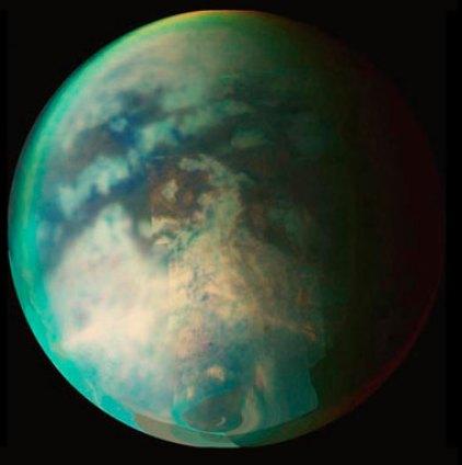 NASA fala sobre possibilidade de vida em lua de Saturno