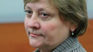 Mulher que previu invasão de ETs reptilianos para 2012 registra partido político, na Rússia 1