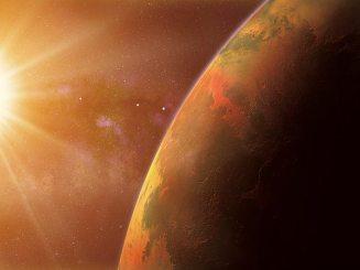 sistema exoplanetário