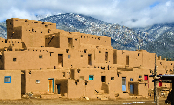 Taos, Novo México, EUA - zumbido persistente