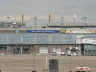 aeroporto-de-Bremen