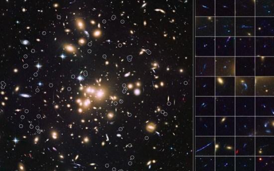 galáxias-mais-antigas-já-capturadas-pelo-Hubble