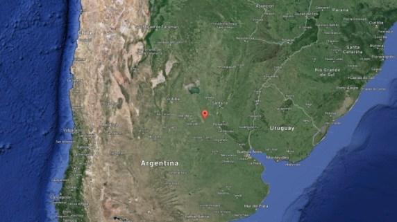 Meteoro-na-Argentina