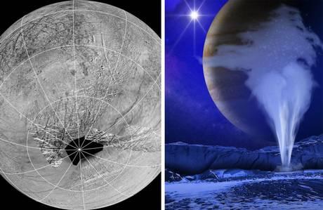 Sonda da ESA vai procurar pelo cheiro da vida em lua de Júpiter