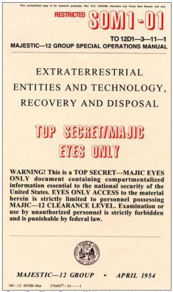 Nova investigação mostra que documento que expõe contato extraterrestre é autêntico