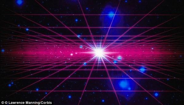 fisica quântica-  o mundo só existe quando você olha para ele.