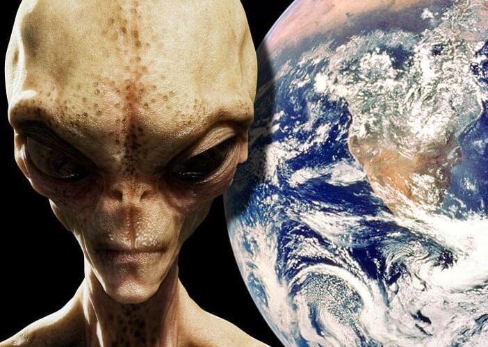 ET e Terra