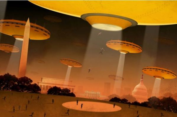 alieníngenas em Washington