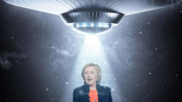 Clinton-UFO