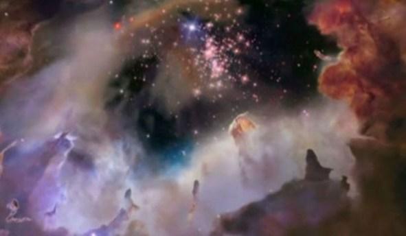 Para Hawking, 'avanços tecnológicos das últimas duas décadas tornarão (viagem interestelar) possível dentro de uma geração' (Foto: BBC)