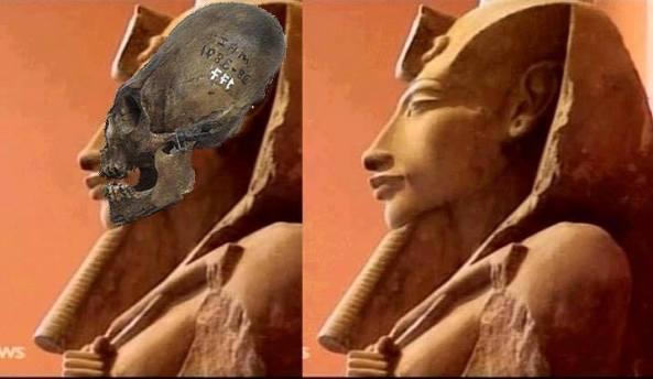 Aquenáton - faraó alienígena