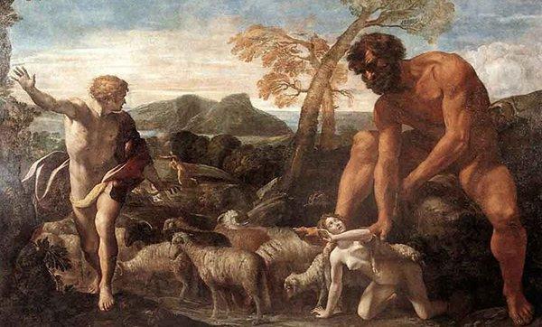 Nefilim: A raça híbrida que teria habitado a Terra