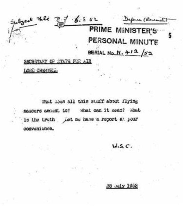 Churchill-memo