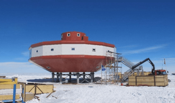 antarctic-station