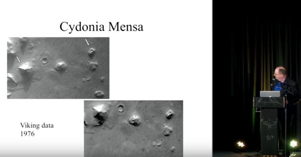 A Face em Marte é real, de acordo com 3 ex-cientistas da NASA