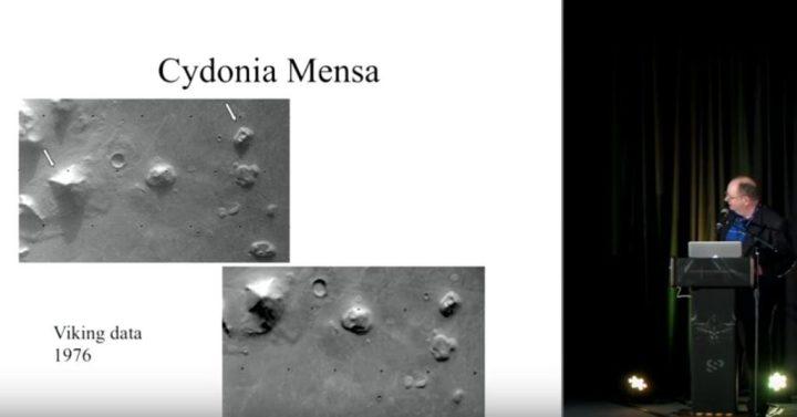 A Face em Marte, encontrada em 1976, é real, de acordo com 3 ex-cientistas da NASA 2