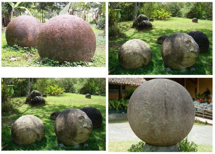 As misteriosas Esferas da Costa Rica.