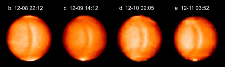 anomalia em Vênus