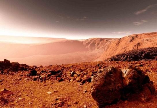 NASA tem escondido a verdade sobre a vida em Marte