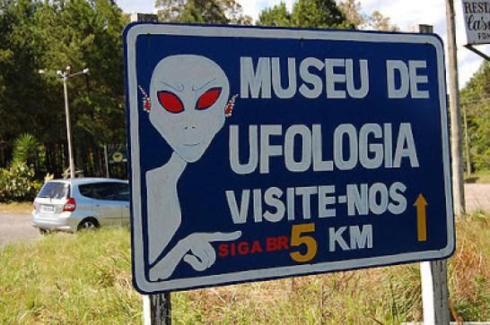 museu de ufologia