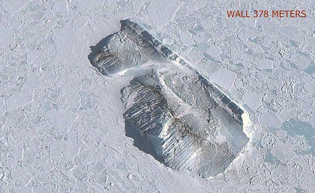 Mistério na Antártica revelado? 1