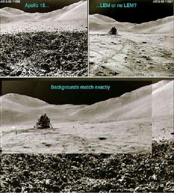 pousos na Lua foram farsas
