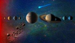 planeta, sistema solar, NASA