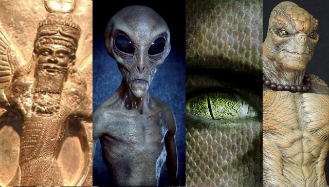 raças alienígenas
