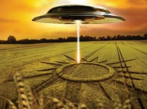 Encontro ufológico discute agroglifos 1