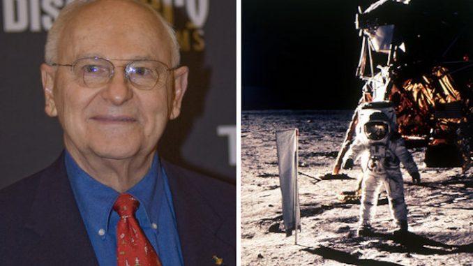 Quarto homem a pisar na Lua se manifesta a respeito dos ETs 1
