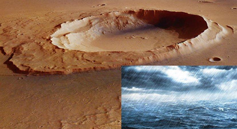 Dilúvio do planeta Marte