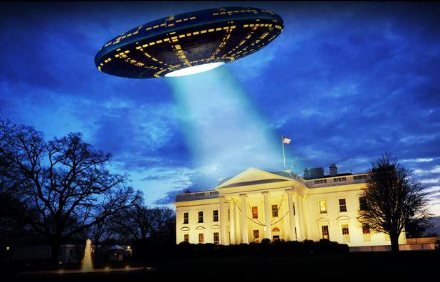 """O desacobertamento dos OVNIs poderá unir novamente os Estados """"desUnidos"""" 1"""