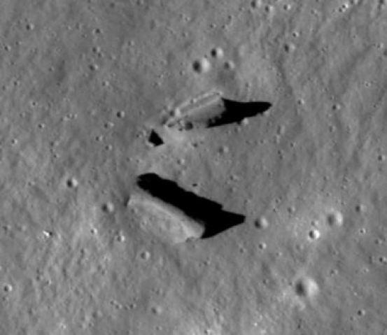 Estruturas possivelmente artificiais são encontradas na Lua, mostra estudo científico 2